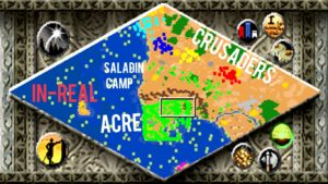 age of empires facts seige of acre