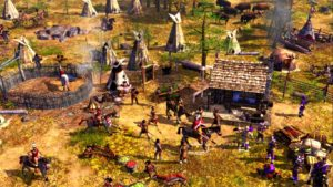 age of empires facts warcheif village